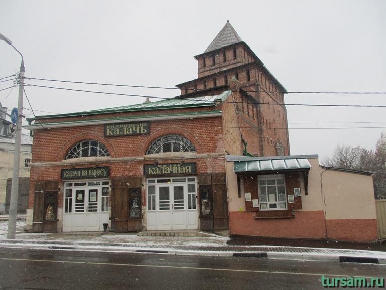 Достопримечательности Коломенского кремля-10