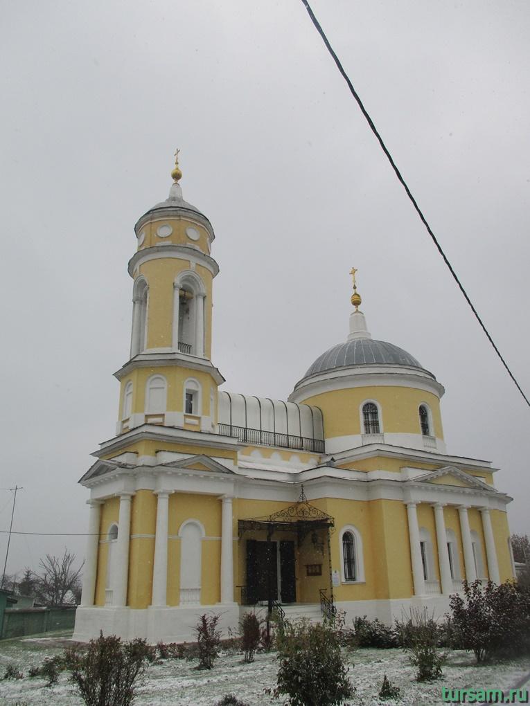 Достопримечательности Коломенского кремля-12