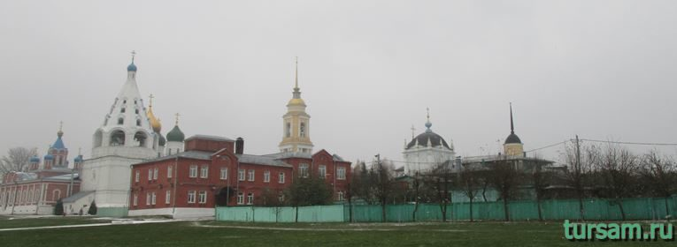 Достопримечательности Коломенского кремля