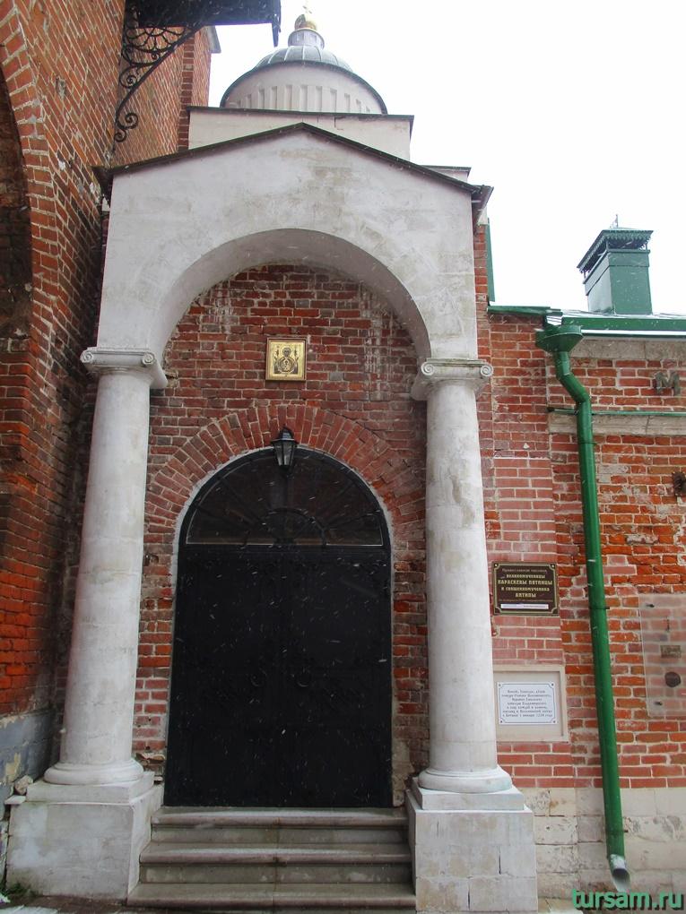 Достопримечательности Коломенского кремля-9
