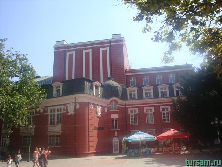 Драматический театр Стоян Бачваров в Варне