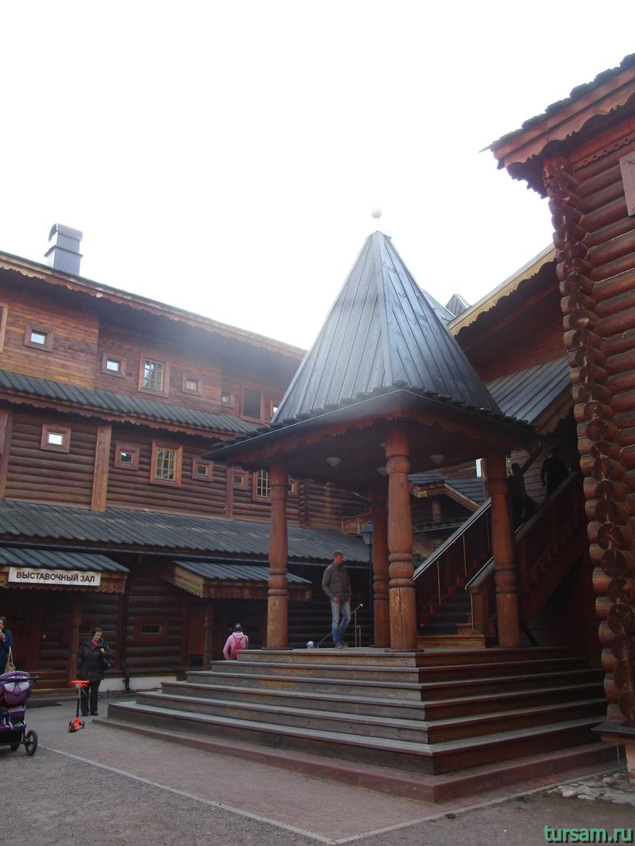 Дворец царя Алексея Михайловича в Коломенском-7
