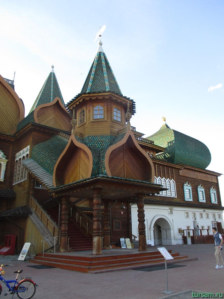 Дворец царя Алексея Михайловича в Коломенском-8