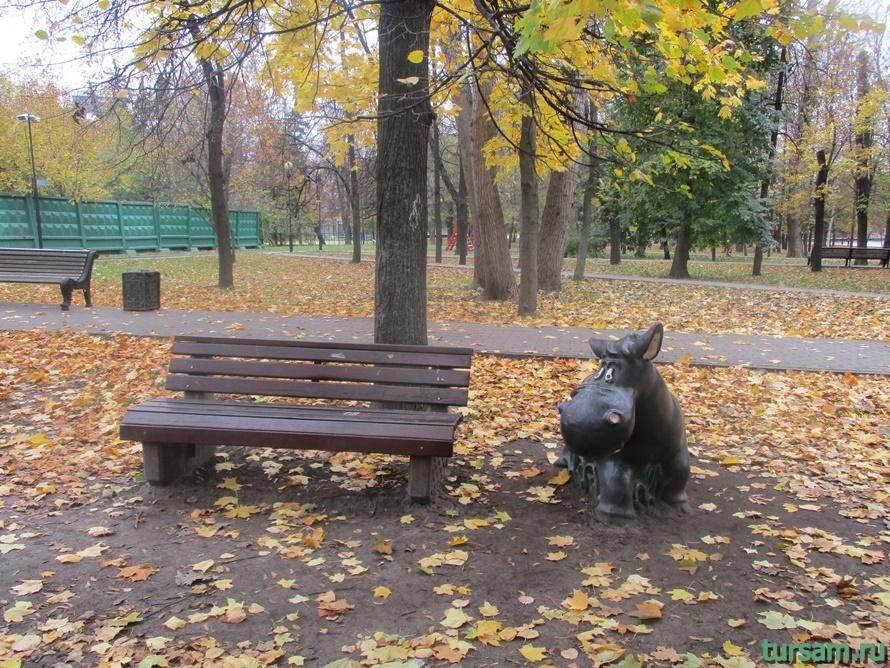 Екатерининский парк-21