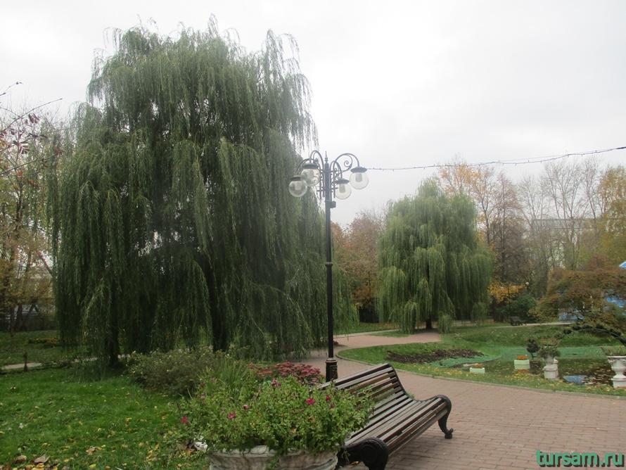 Екатерининский парк-5