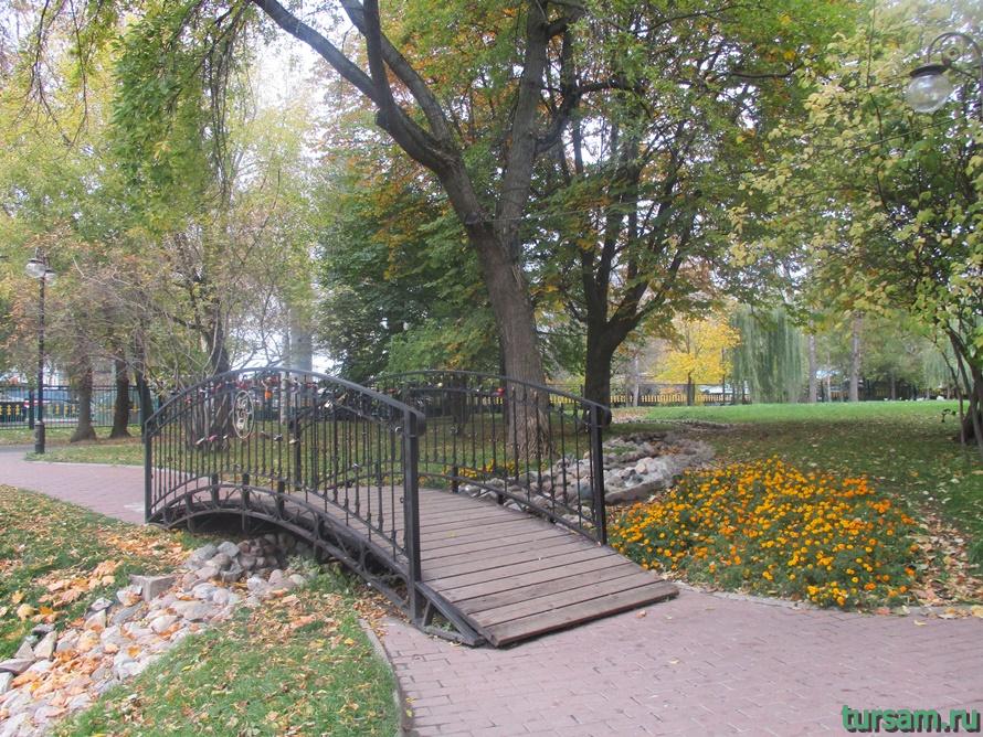 Екатерининский парк-7