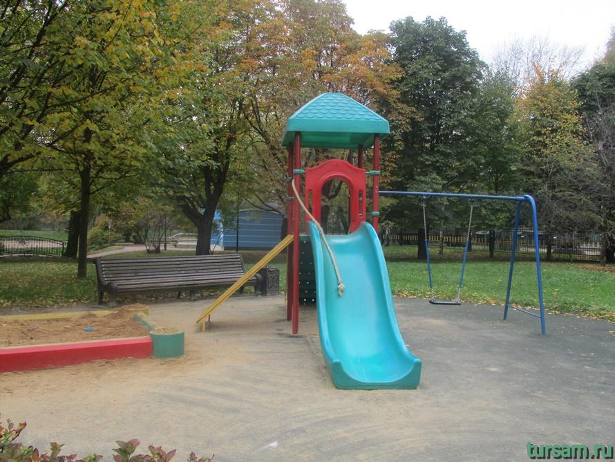 Екатерининский парк-9