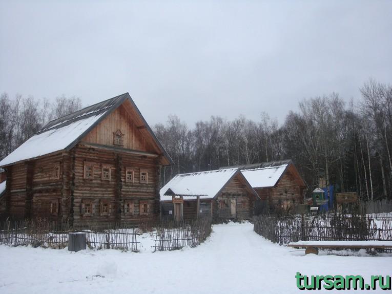 """Этнодвор """"Беларусь"""""""