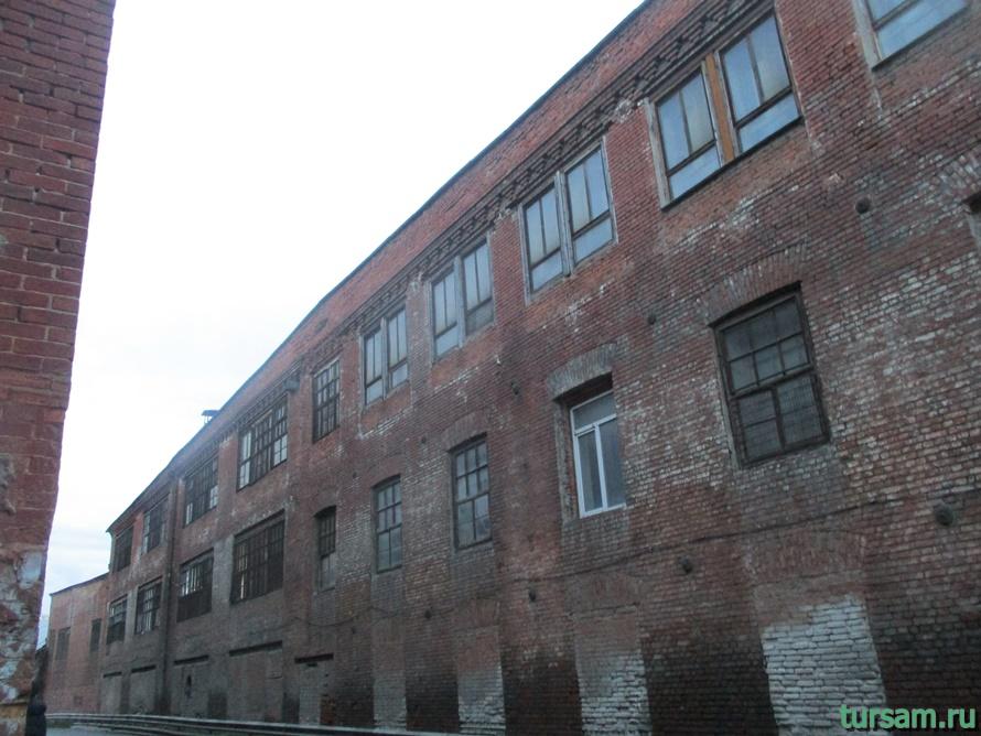Фабрика Лыжина в Ивантеевке-2