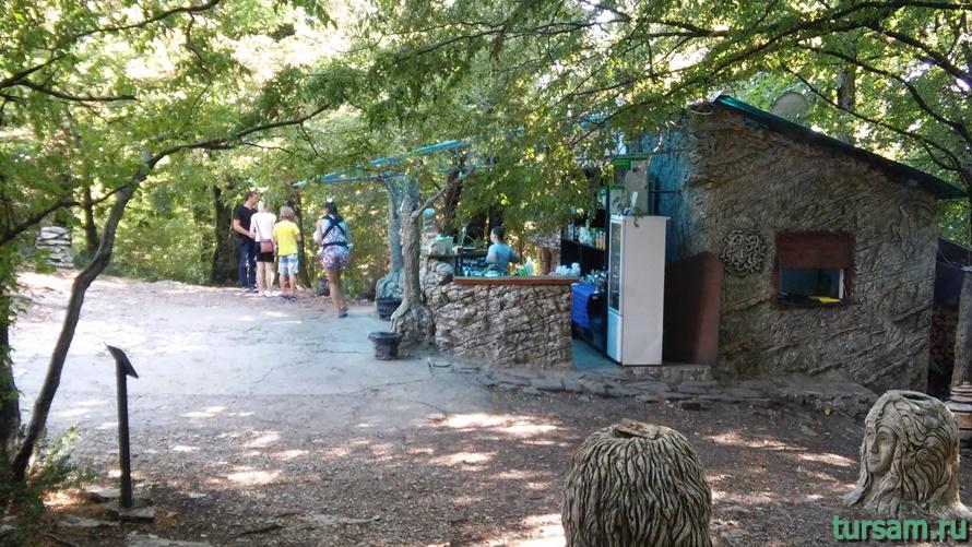 Фото кафе на Орлиных скалах-3