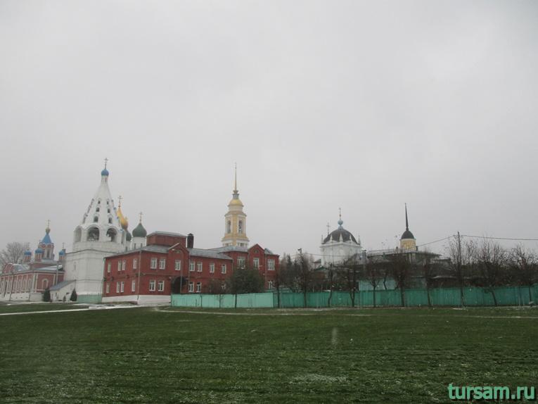 Фото Коломенского кремля