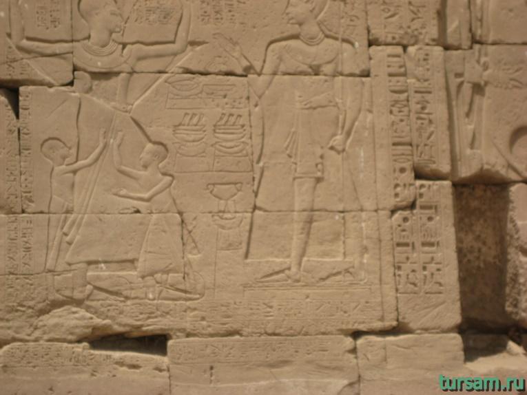 Фото Луксора в Египте-1