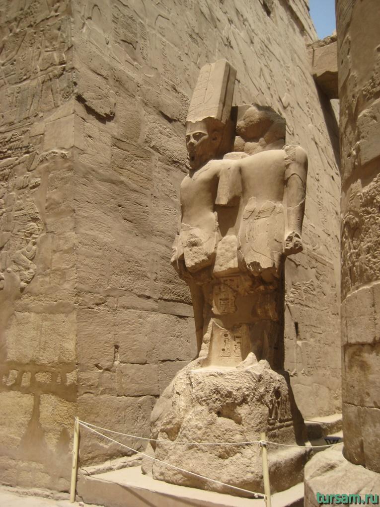 Фото Луксора в Египте-10
