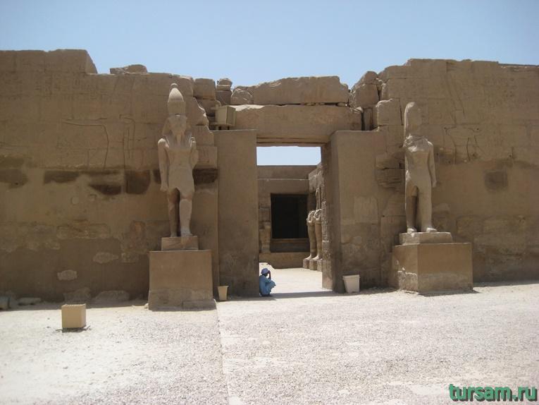 Фото Луксора в Египте-11