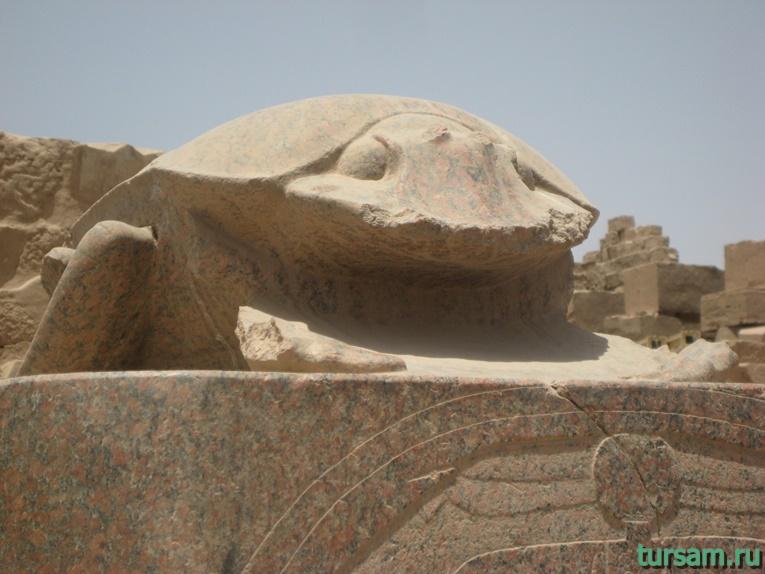 Фото Луксора в Египте-2