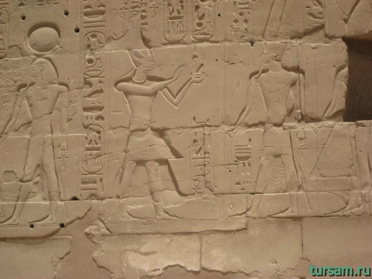 Фото Луксора в Египте-3