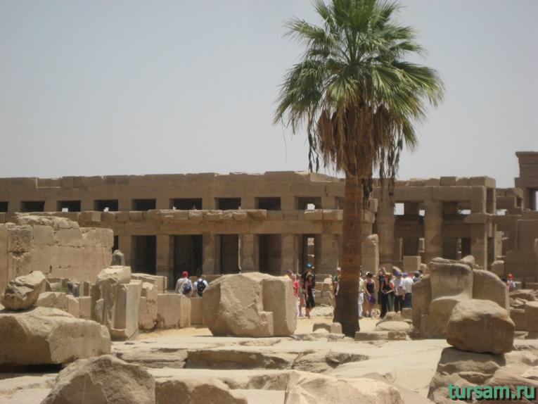 Фото Луксора в Египте-5