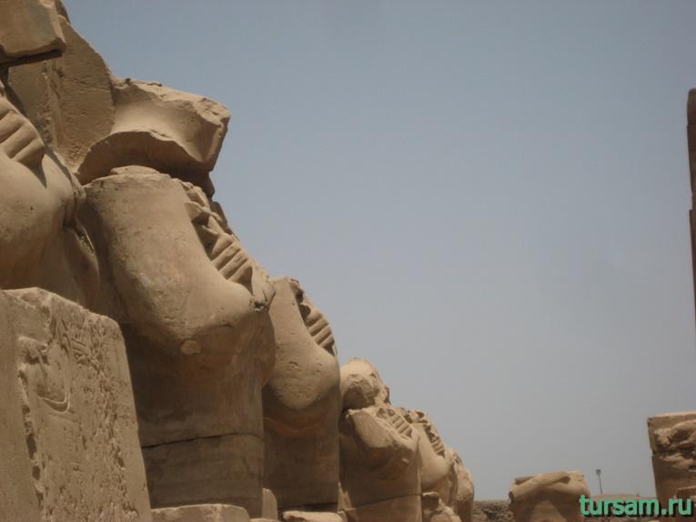Фото Луксора в Египте-7
