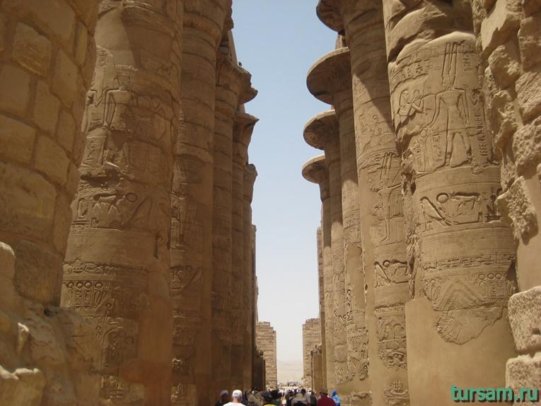 Фото Луксора в Египте-8