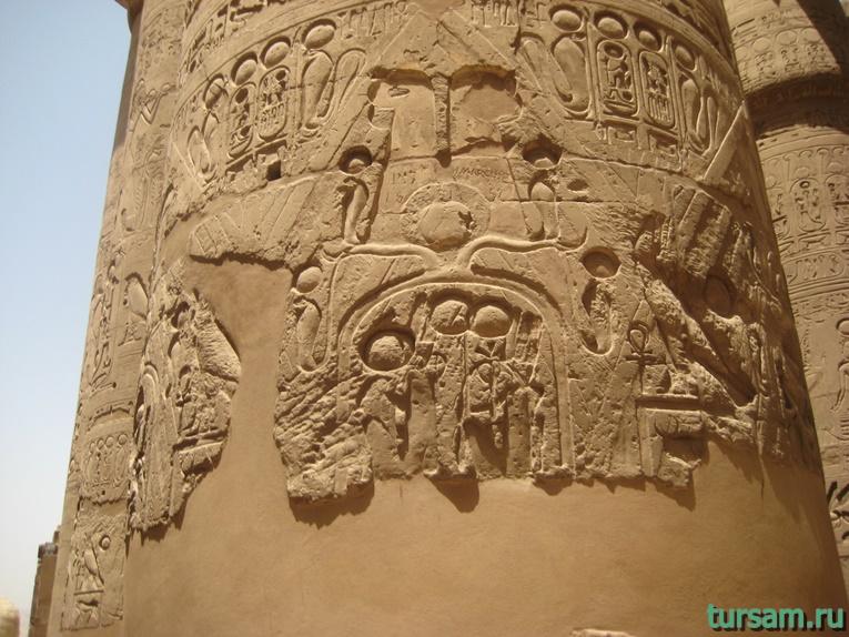 Фото Луксора в Египте-9