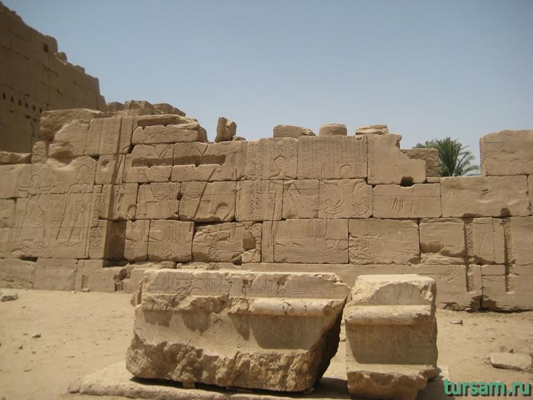 Фото Луксора в Египте