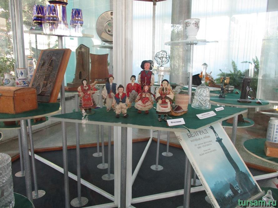 Фото музея Дерево Дружбы в Сочи-13