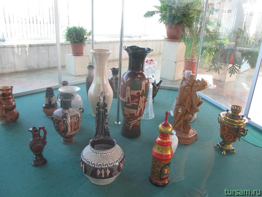Фото музея Дерево Дружбы в Сочи-7