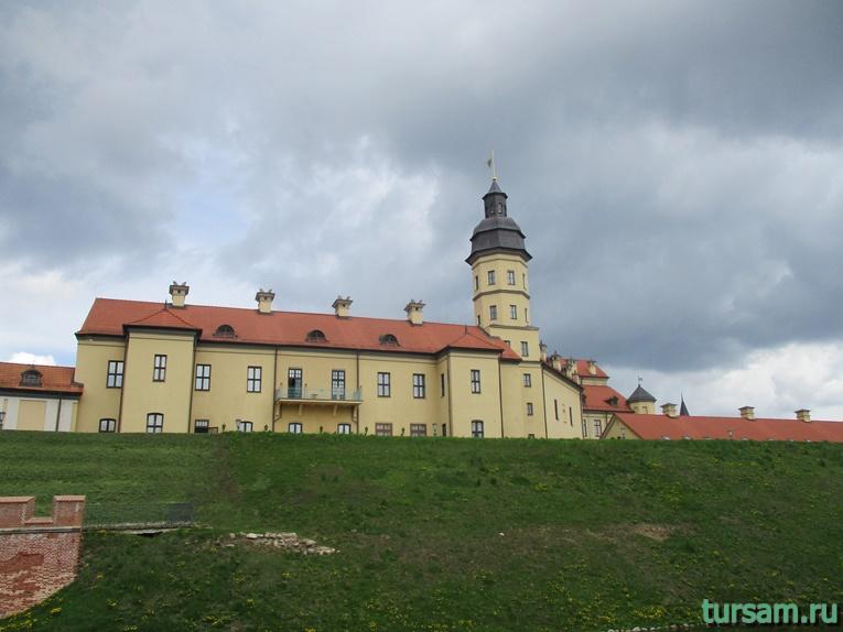 Фото Несвижского замка-1