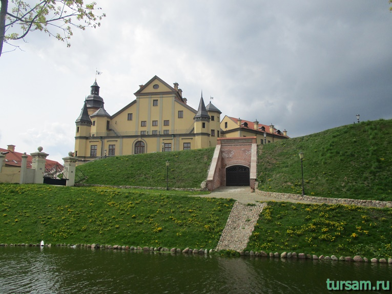 Фото Несвижского замка-3