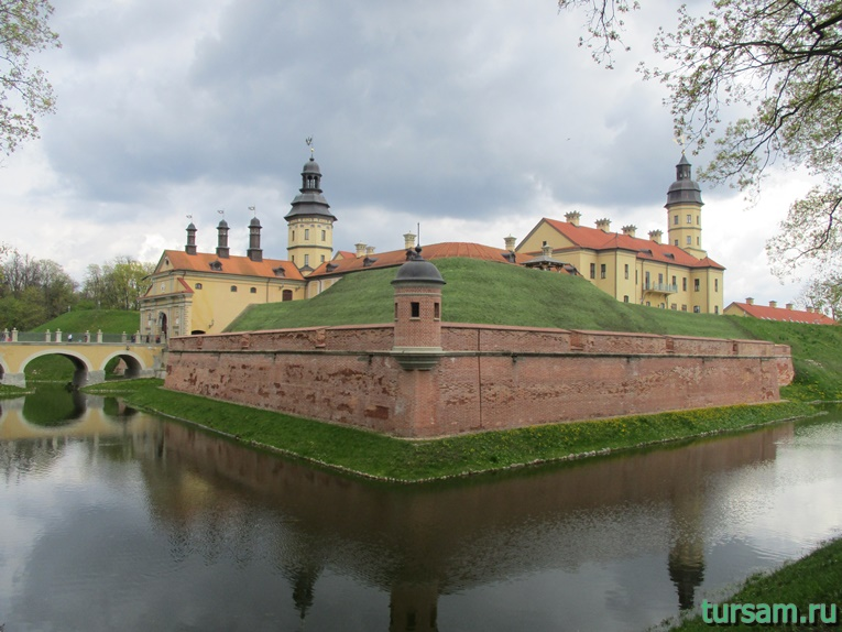 Фото Несвижского замка