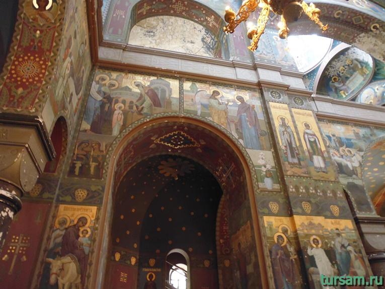 Фото Новоафонского монастыря-2