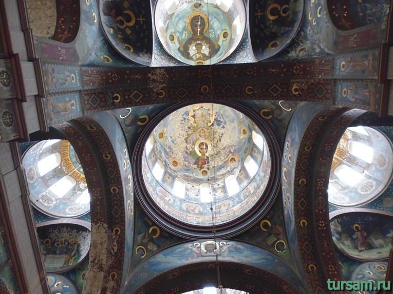 Фото Новоафонского монастыря-3