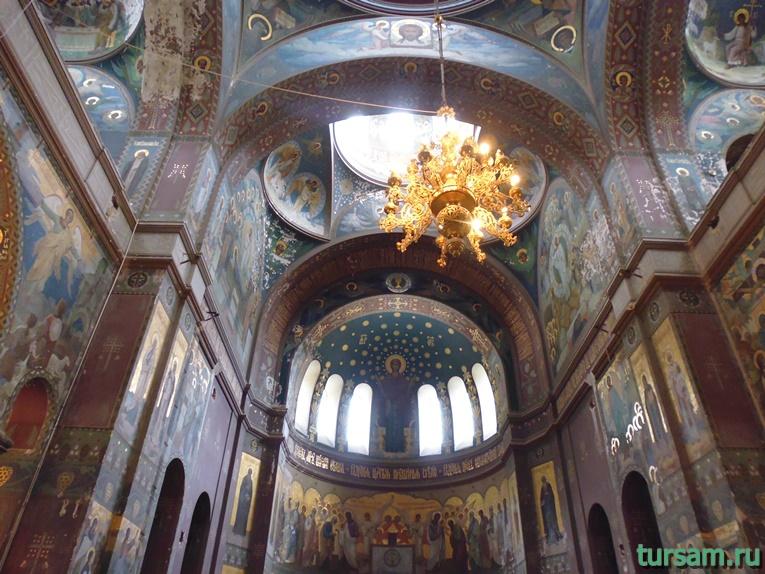 Фото Новоафонского монастыря-4