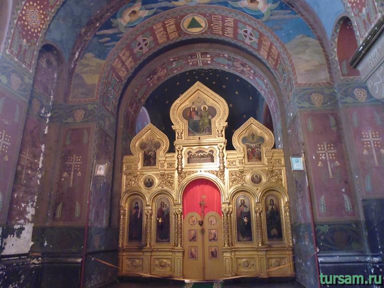 Фото Новоафонского монастыря-5