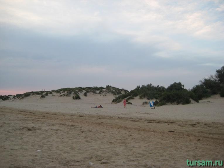 Фото пляжа Джемете