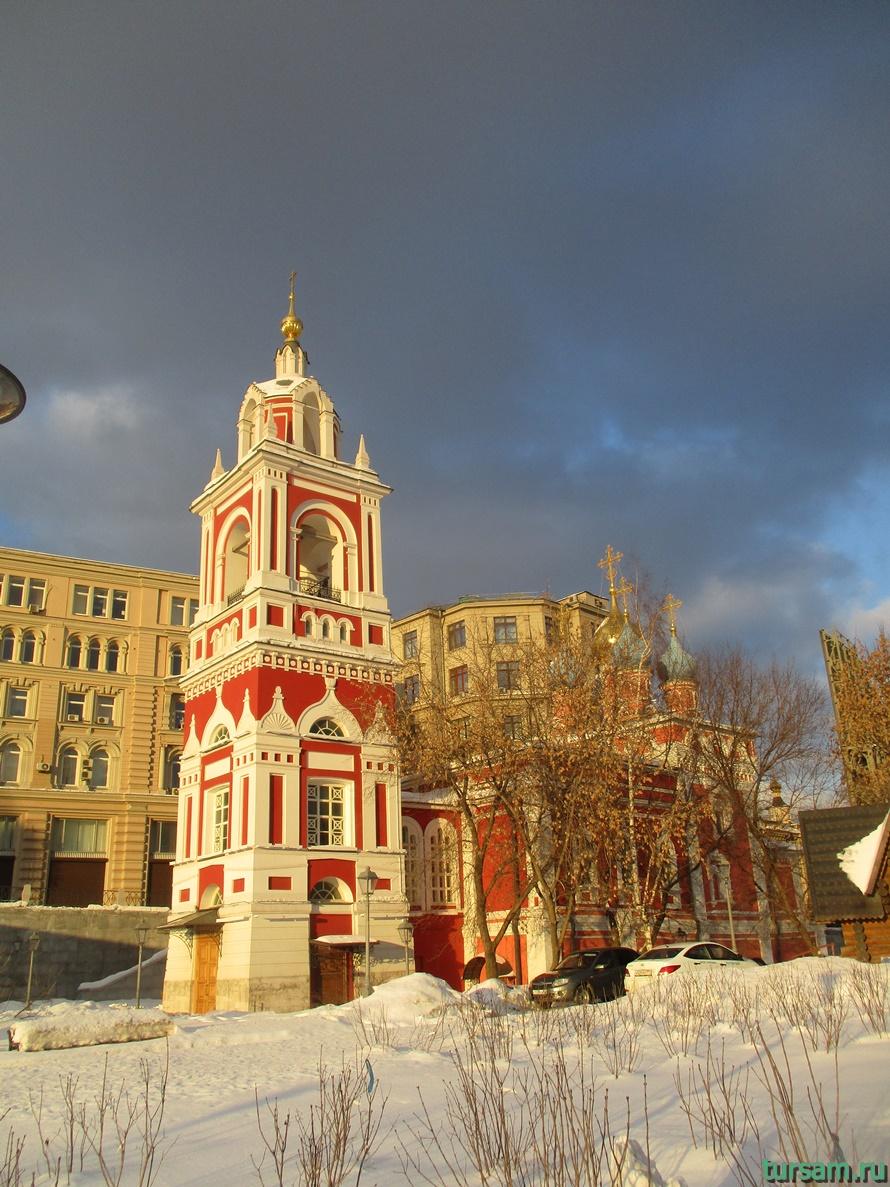 Георгиевская церковь в Москве-2