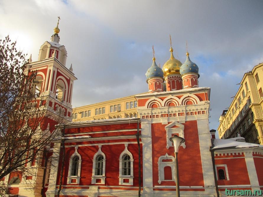 Георгиевская церковь в Москве-3