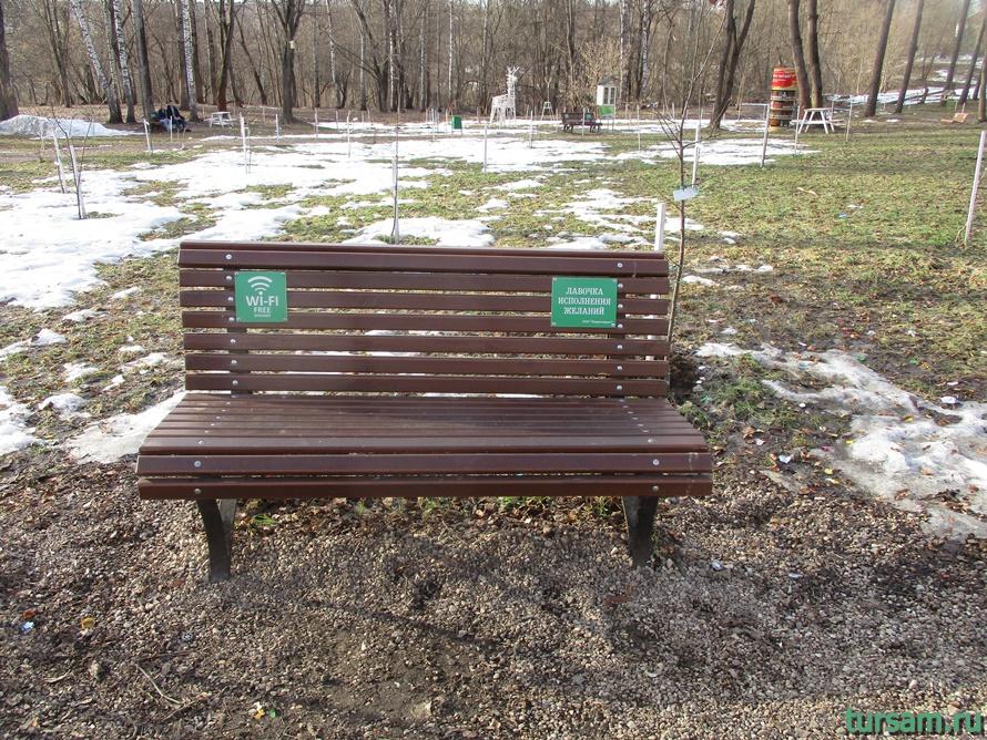 Городской парк в Истре-4