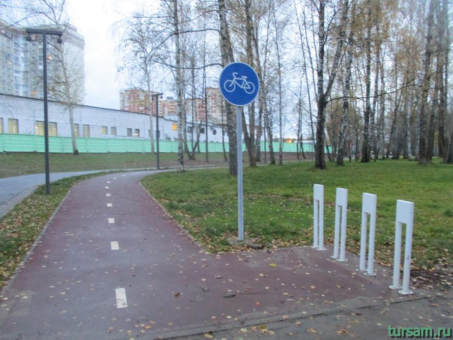 Городской парк культуры и отдыха в Ивантеевке-11