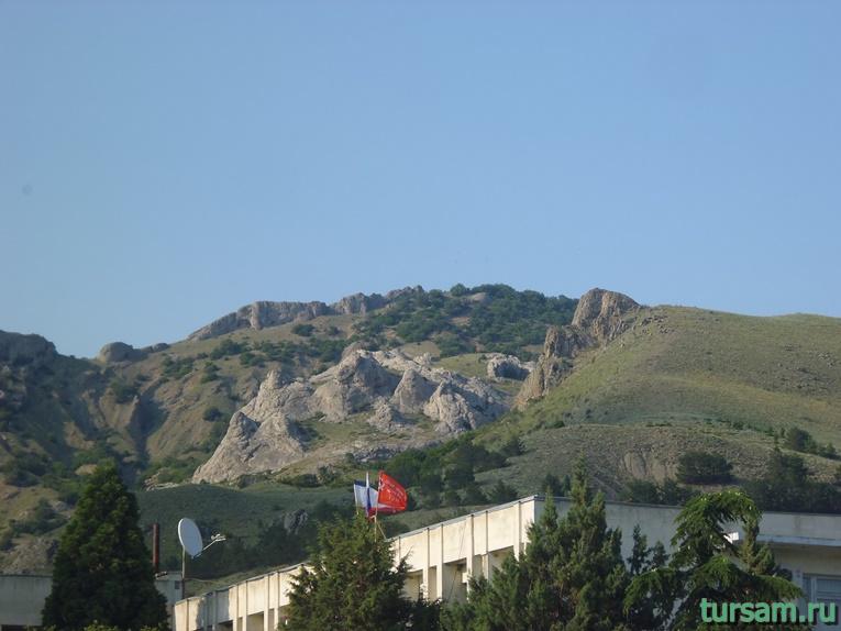 Горы в Солнечной Долине