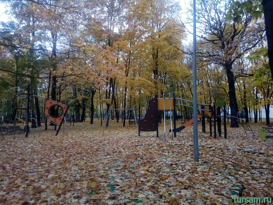 Хибинский сквер-5