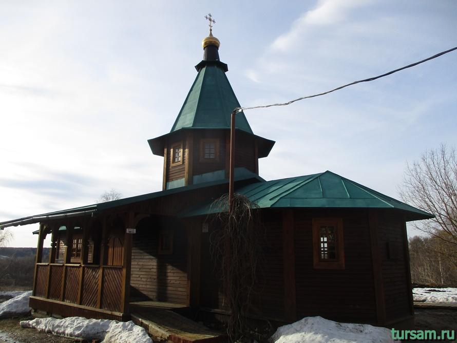 Храм-часовня Вознесения в Истре-1