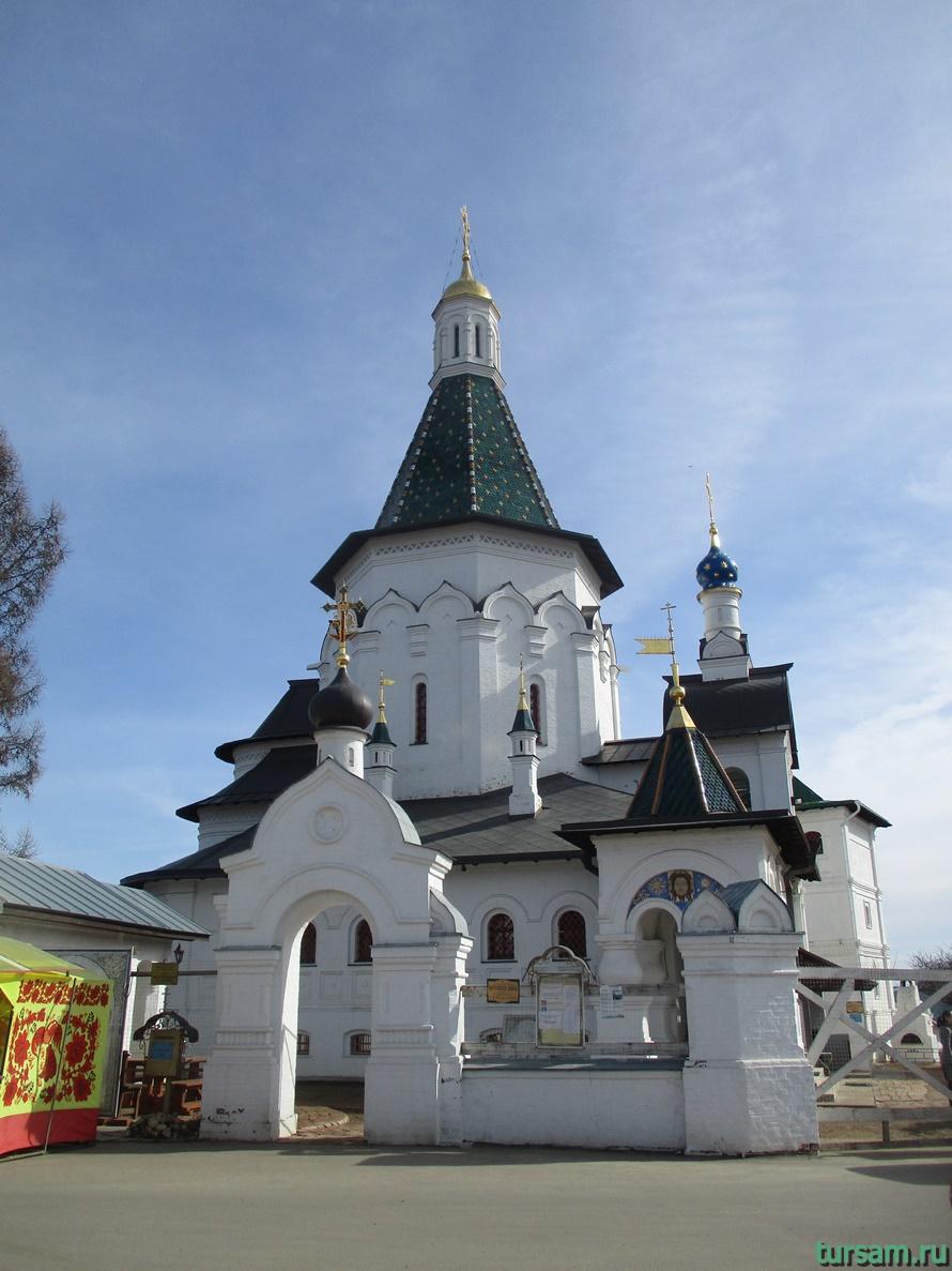 Храм Николая Чудотворца в Никулино-1