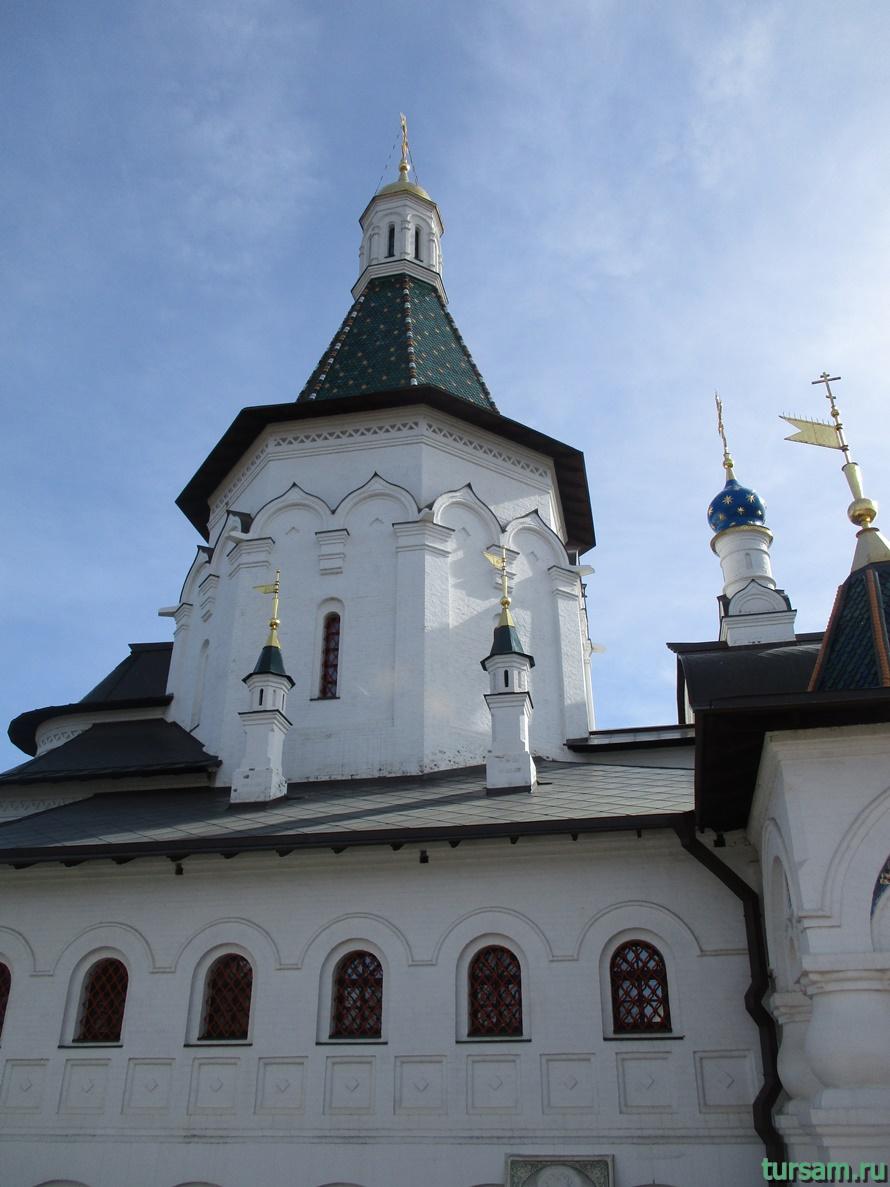 Храм Николая Чудотворца в Никулино-2