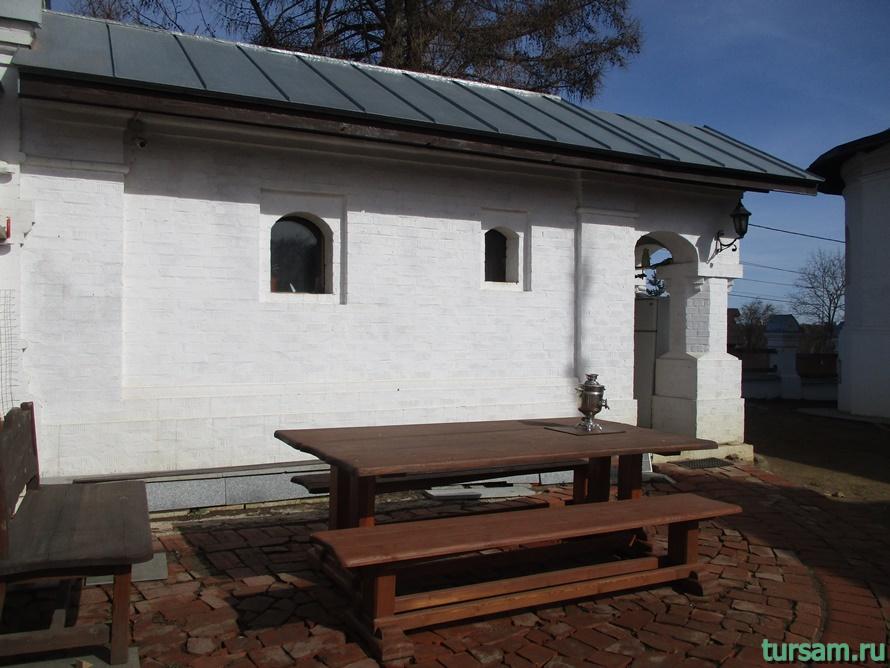 Храм Николая Чудотворца в Никулино-3