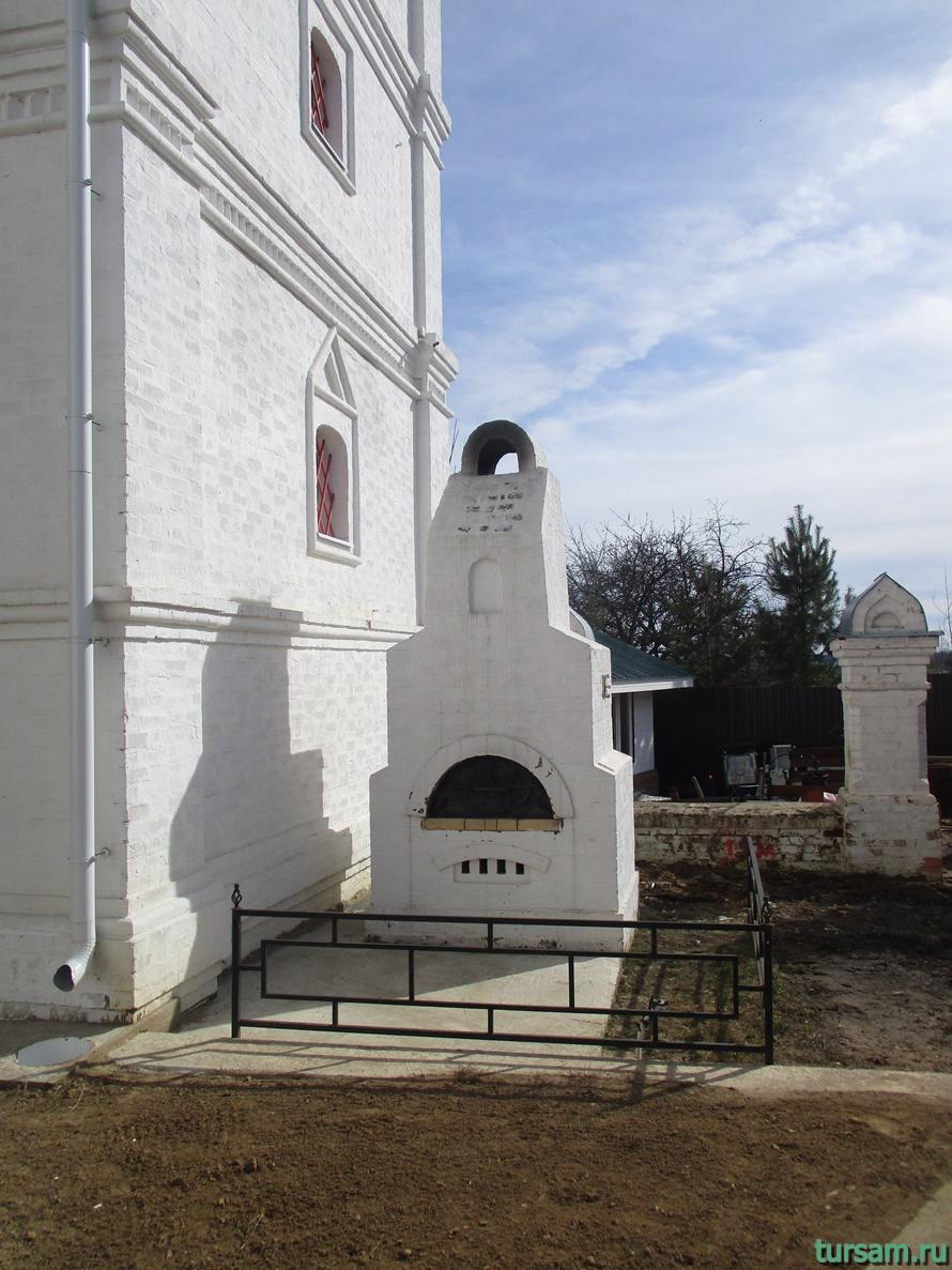 Храм Николая Чудотворца в Никулино-6