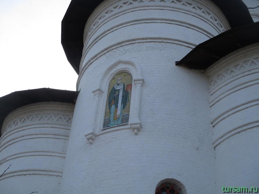 Храм Николая Чудотворца в Никулино-7