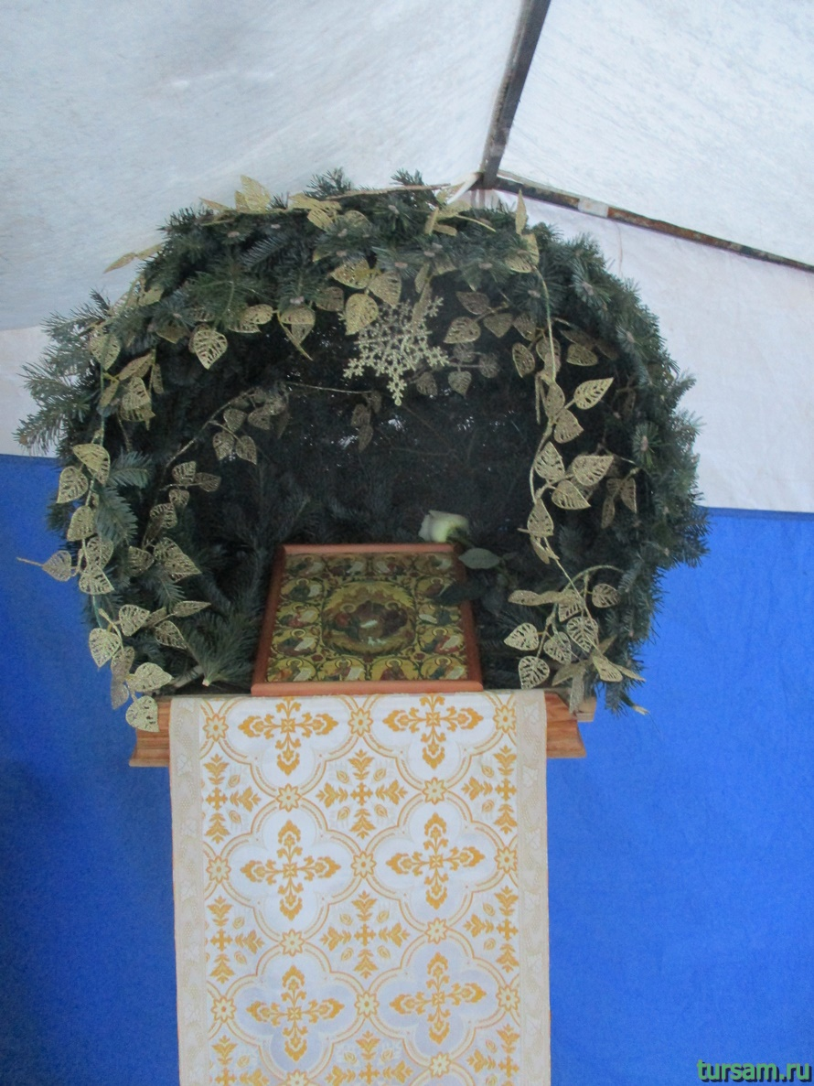 Храм Николая Мирликийского у Соломенной Сторожки-10