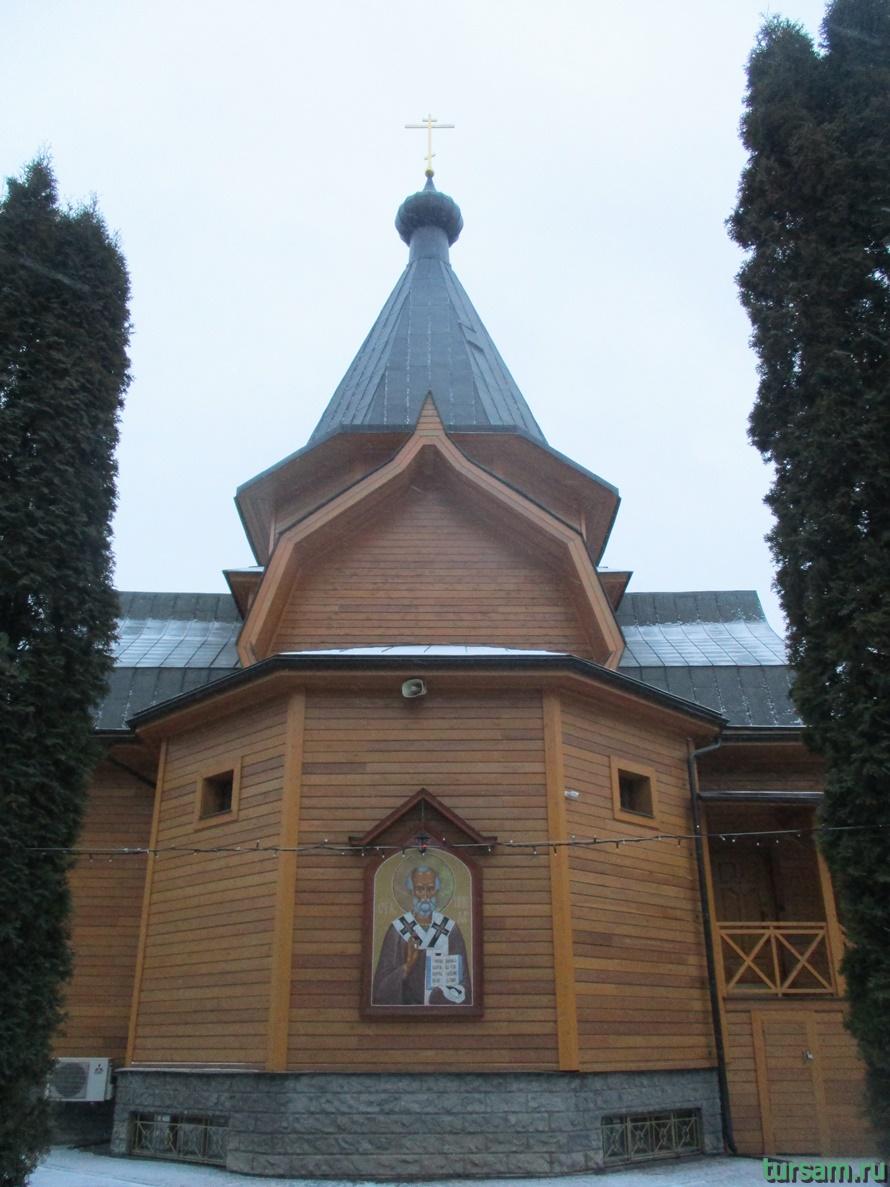 Храм Николая Мирликийского у Соломенной Сторожки-8