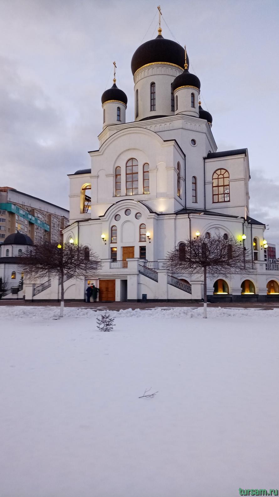 Храм Рождества Христова в Мытищах-1